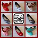 Assorted stylish ladies and kiddies bella mafia pumps
