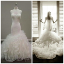 Pronovias wedding gown for hire
