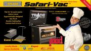 Vacuum Sealers from Safari-Vacu2122 Evolution Range  Built Tough