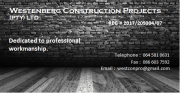 Westenberg Construction Projects (PTY) LTD
