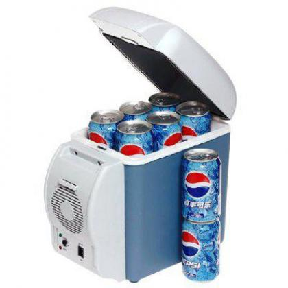 7.5L Portable Car Refrigerator Cooler / Warmer in Cape Town, Western Cape