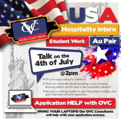 Celebrate the 4th of July with OVC Durban North