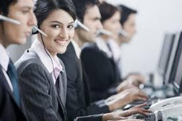 Airport call center positions