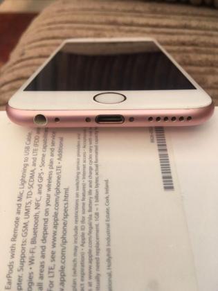 Clean iPhone 6S (Rose Gold) 128GB