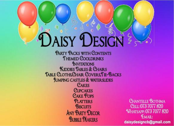 Daisy Design & Parties