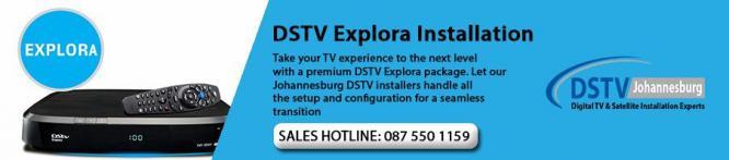 DSTV Johannesburg in Johannesburg, Gauteng