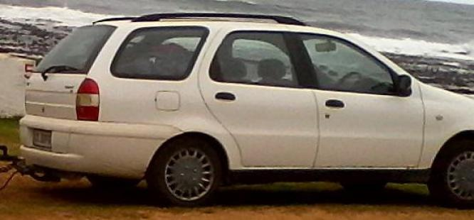 Fiat Weekender Station Wagon for sale. Needs some work