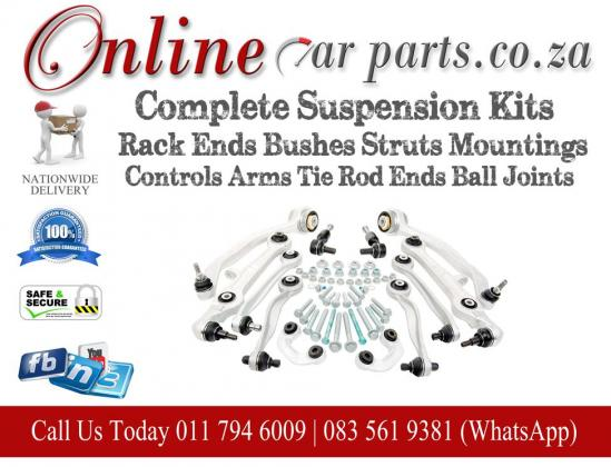 High Quality Control Arms Upper Lower Suspension Kits Bushes Tie Rod Ends Ball Joints - We Deliver Nationwide – Door to Door