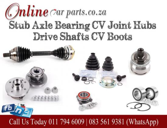 High Quality Drive Shafts CV Joints Inner CV Outer CV Stub Axle Hub Bearing CV Boots Knuckles Recon - We Deliver Nationwide – Door to Door