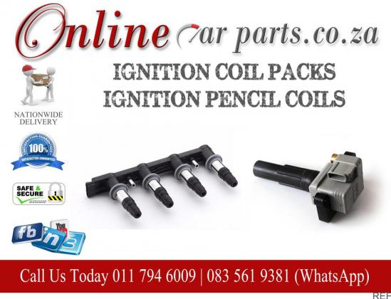 High Quality Ignition Coil Packs Pencil Coils Ignition Boot Rubbers Spark Plugs Ignition Leads Bougi Cords Plug Wires