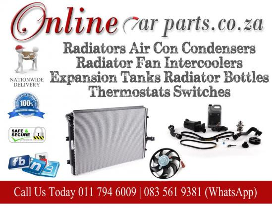 High Quality Radiators & Radiator Fans