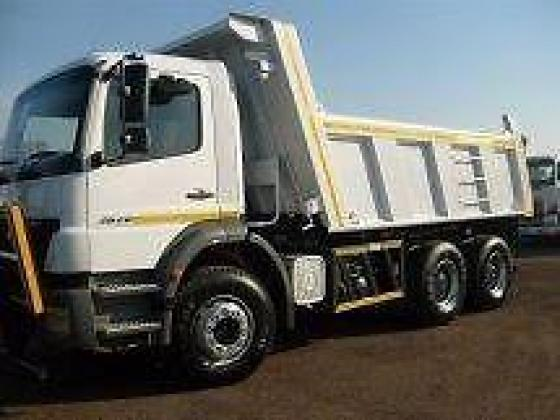 Mercedes Benz 2628 10 Cube Tippers - 2009/2012/2014/2015