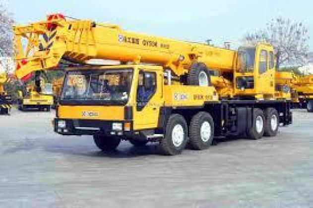 Mobile Crane, Overhead Crane,  Tower Mounted Crane & Tower Crane