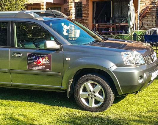 Nissan X-trail 2006 2.2d