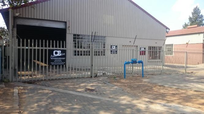 WONDERFUL WORKSHOP FOR RENT in Alberton, Gauteng