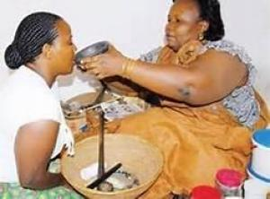 Traditional healer