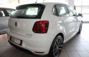 2016 used Volkswagen (VW) - Polo GTi 1.8 TSi which has done 18000 km
