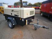 260cfm Ingersoll Rand Diesel Air Compressor, 200psi, 7 bar working pressure
