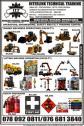 Electric Robe Shovel, Drag Line, Drill Rig, LHD, UV, CM & Mine Safety Training
