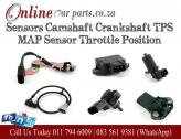 High Quality Crankshaft Camshaft TPS Throttle Pick Up MAP Idle Control Valve