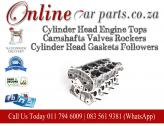 High Quality Cylinder Heads - We Deliver Nationwide