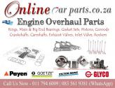 High Quality Engine Parts - We Deliver Nationwide - Door to Door
