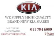 KIA Spares / Parts - Brand New | High Quality | Affordable Prices - Delivered to your Door