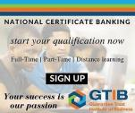 National Certificate in Banking