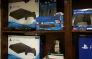 PS4 Slim new with warranty R4999
