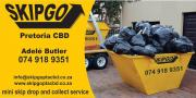 SkipGo Pta CBD - Mini Skip/bin drop and collect service