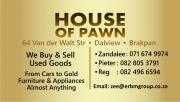 We BUY / PAWN all GOLD jewelry / coins !!