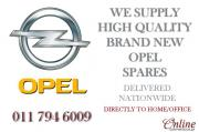 We stock a wide range of OPEL Parts for your vehicle - WE DELIVER NATIONWIDE