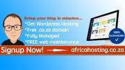 Web design and hosting has never been this affordable