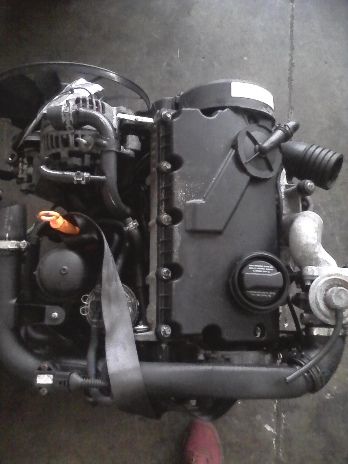 Vw Golf 1 9tdi Engine For Sale