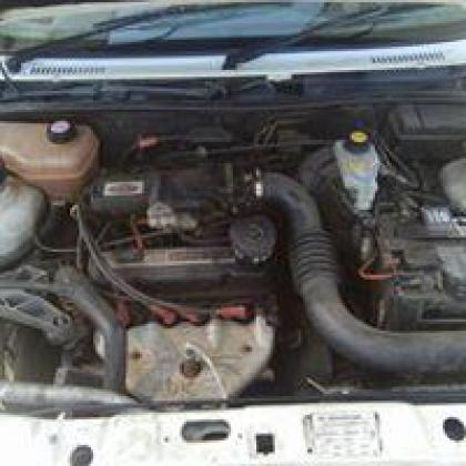 1997 Ford Fiesta Flare