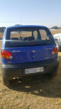2000 DAEWOO MATIZ FOR SALE in Vanderbijlpark, Gauteng