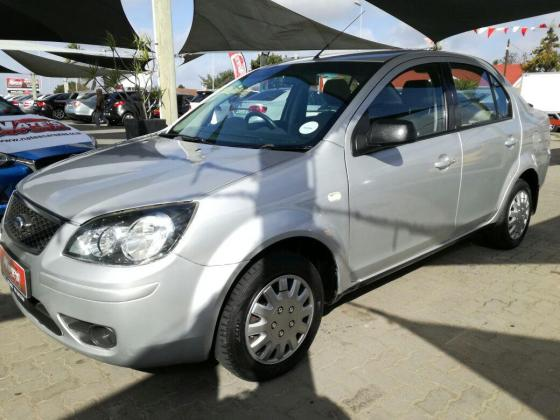 2008 Ford Ikon