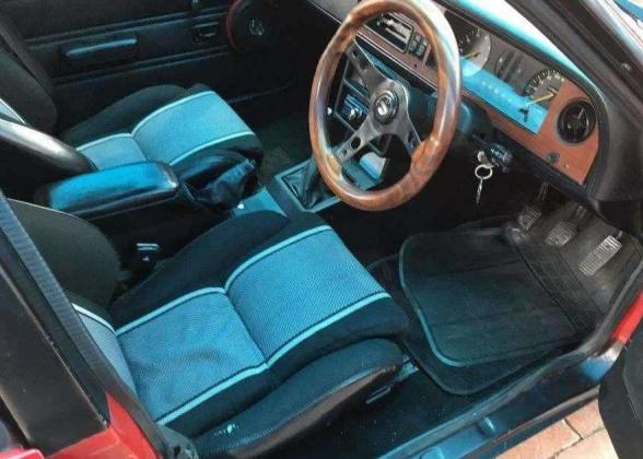 82 Ford Cortina XR6 on Sale
