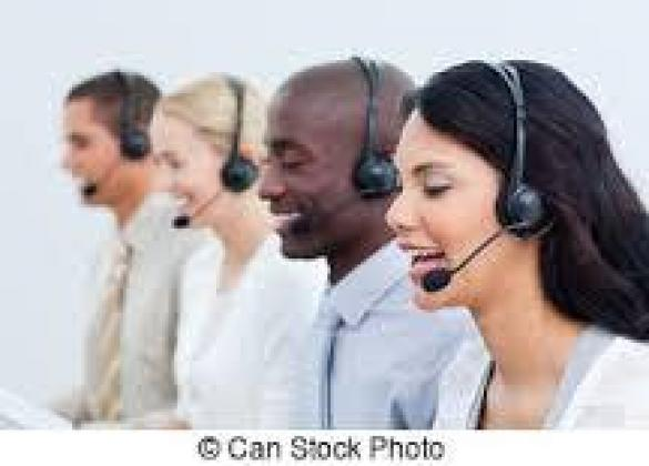 Airport call center agents urgently needed