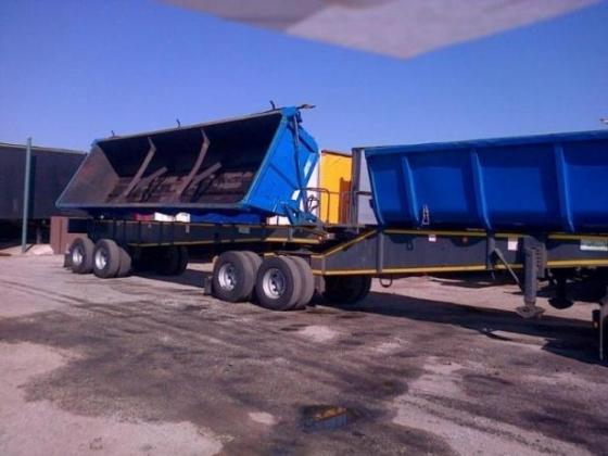 Contract work for trucks available now in Brakpan, Gauteng