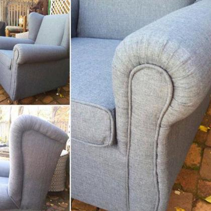 Curtaining, Restoration & Re-Upholstery Services