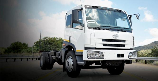 FAW 16.240FL Truck selling at unbeatable Low Deals in Roodepoort, Gauteng