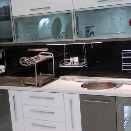 Fitted kitchens and cupboards