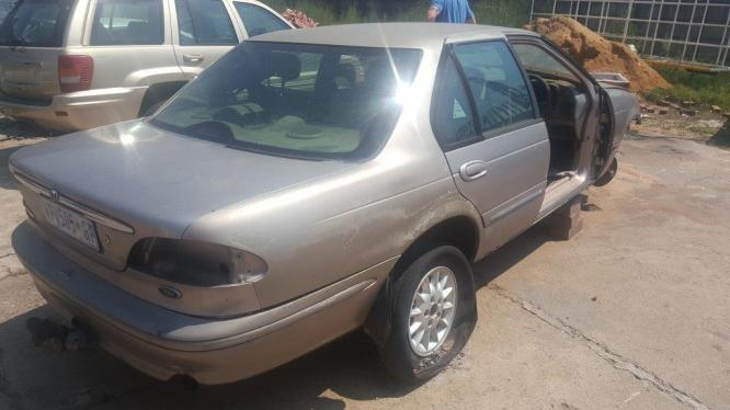 Ford Sapphire Stripping For Parts. Only At Target Spares