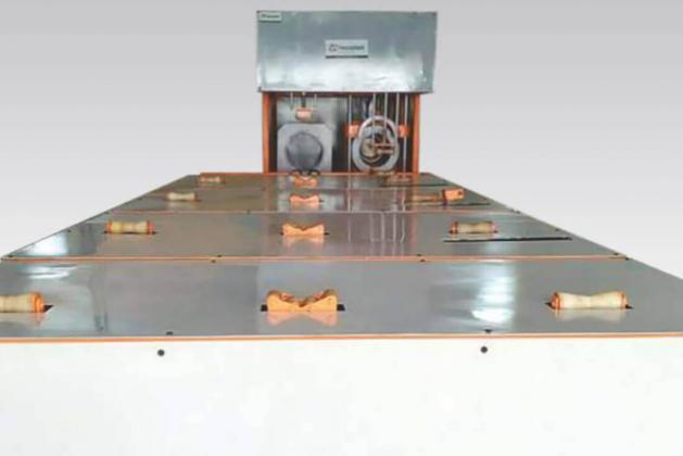 PVC Pipe Socketing Machine   SWR Socketing Machine