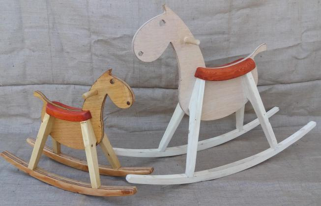 Rocking Chairs - Rocking Horses