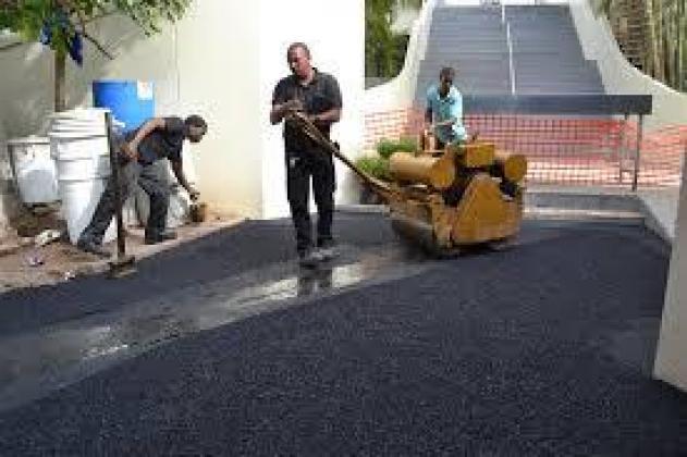 Tar surfacing, block paving and tennis courts 0733577788