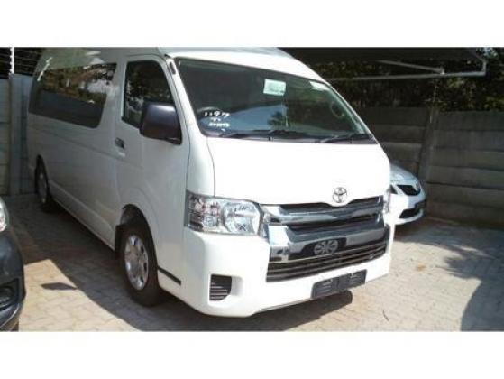 Toyota Quantum, Nissan Impendulo & Mercedes-Benz