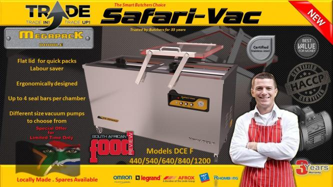 Vacuum Sealer Packaging Equipment-Safari-Vac™ Evolution Legacy ®