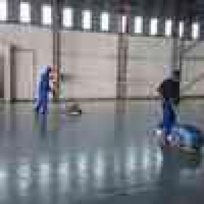 Warehouse and factory cleaning